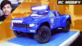 RC Modify 22 | Axial Yeti Trophy Truck