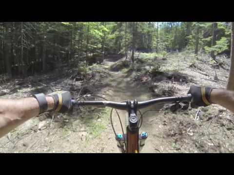 MTB Shumway Trail Conway NH