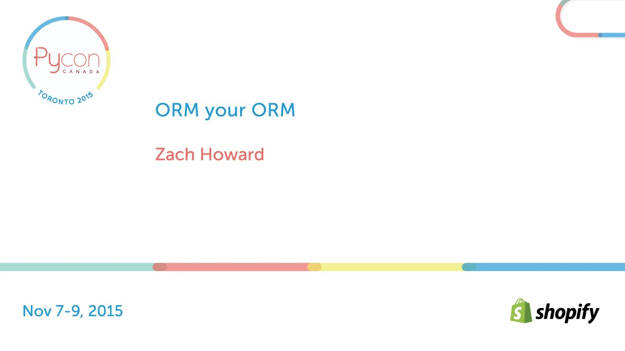 Image from ORM your ORM