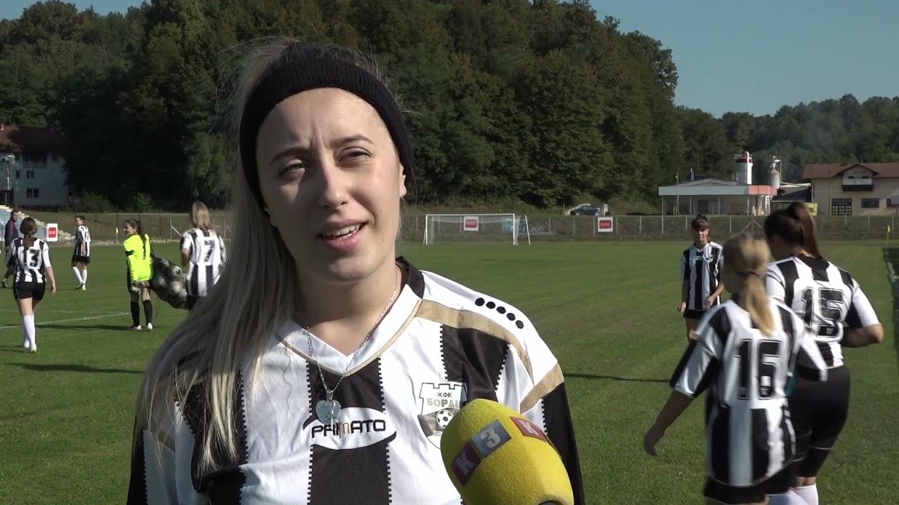 "Download Prnjavor: Prijateljska utakmica ŽFK ""Ljubić"" Prnjavor i ""Borac"" Šamac 12. 09. 2021."