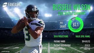 Cam Newton vs Russell Wilson Fantasy Comparison
