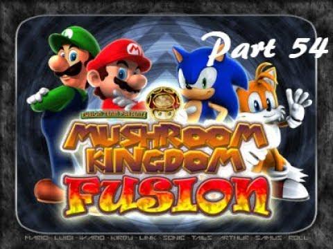 Mushroom Kingdom Fusion - Part #54 - Laggy Times Under the Sea