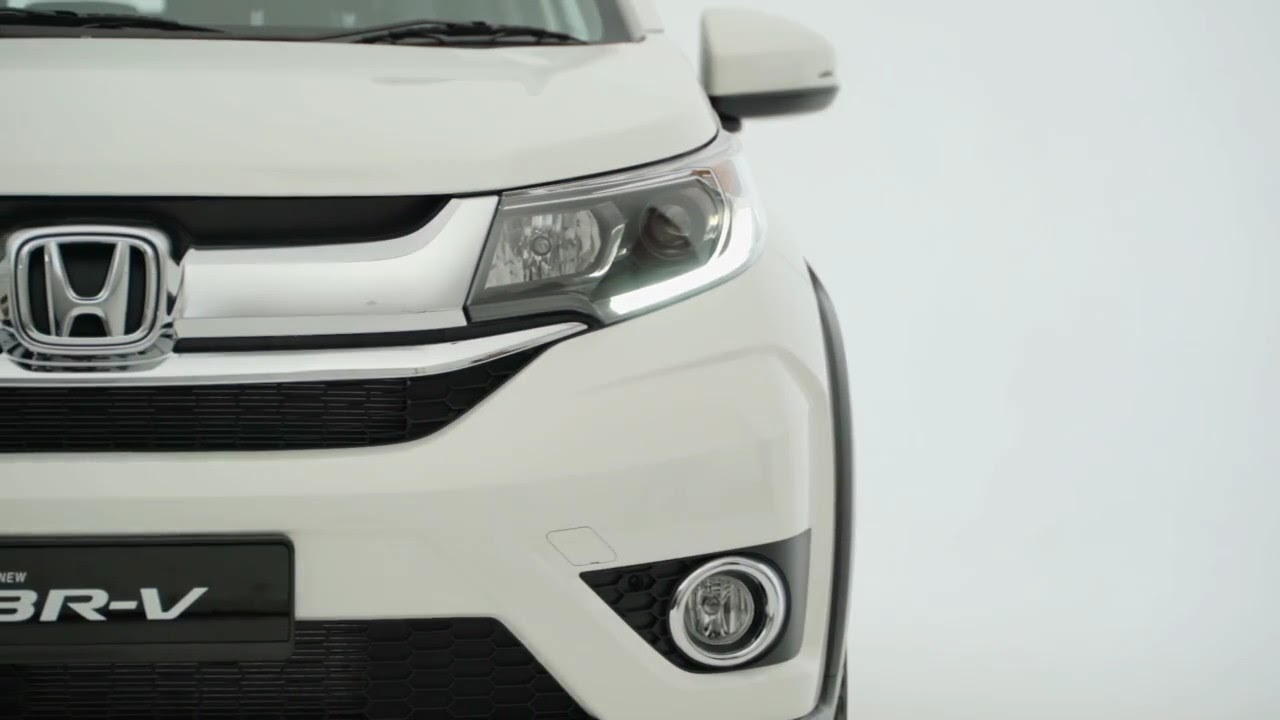 Drl Grand New Avanza All Kijang Innova The Legend Reborn Honda Malaysia Br V Headlamps Equipped With