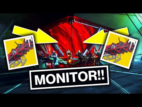 Destiny How To Unlock Final Monitor 4 Opening Siva Diamond Puzzle ...