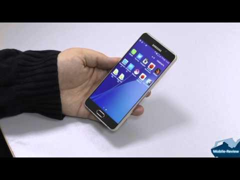 Обзор смартфона Samsung Galaxy A7 2016