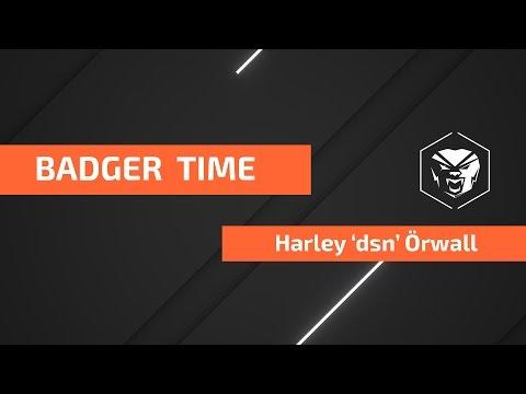 Badger Time: Harley 'dsn'  Örwall on Asian CS:GO