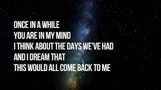UTADA HIKARU - First Love [English Ver.] (Lyrics)