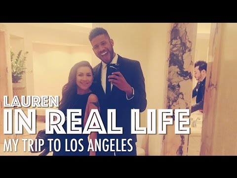 MY TRIP TO LOS ANGELES | Lauren In Real Life