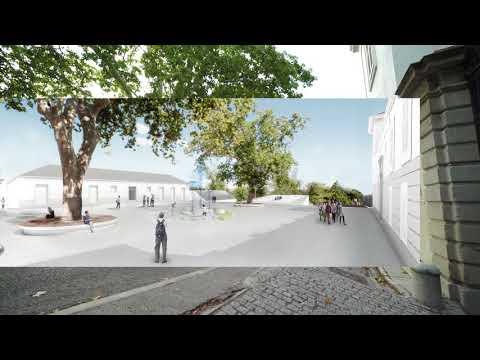 Proyecto Y Locus amoenus: Plaza de la Duquesa de Osuna (Barajas)