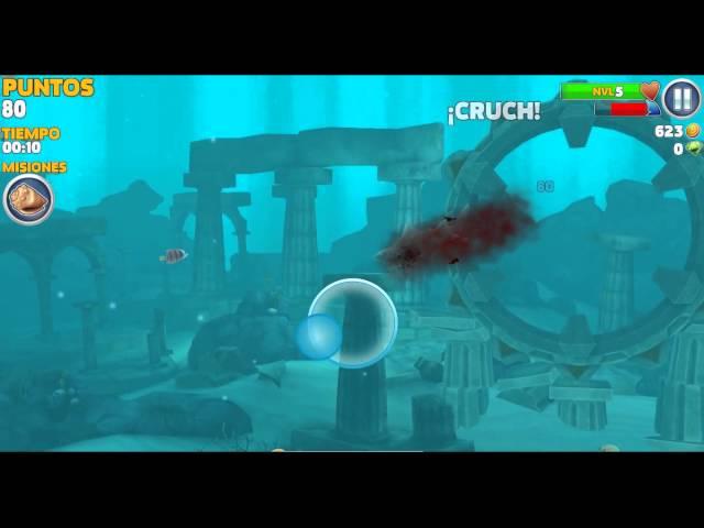 block #2 y gameplay de un juego raro