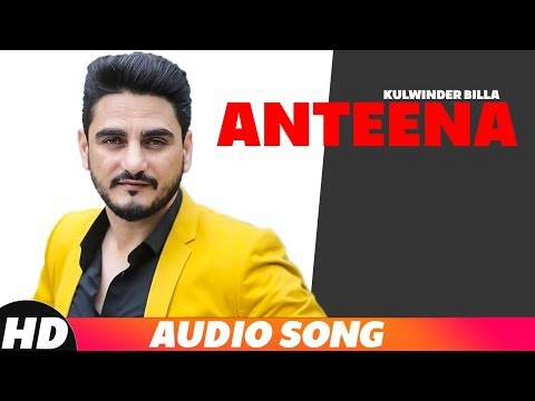 Antenna (Full Audio) | Kulwinder Billa | Latest Punjabi Songs 2018 | Speed Records