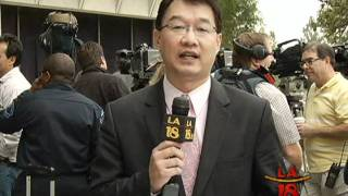 [影星娜妲麗華溺斃案重啟調查] 洛城18台晚間新聞 11182011