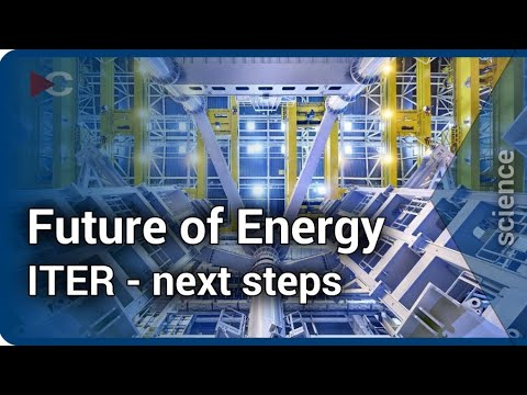 Fusion research: ITER the next steps | Richard Pitts