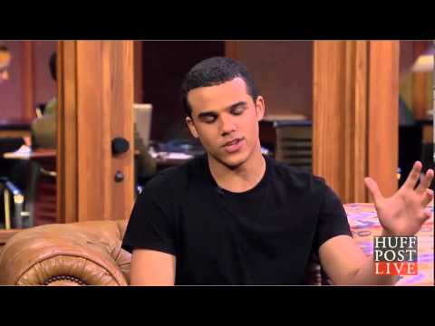 Jacob Artist talking about his dancing background