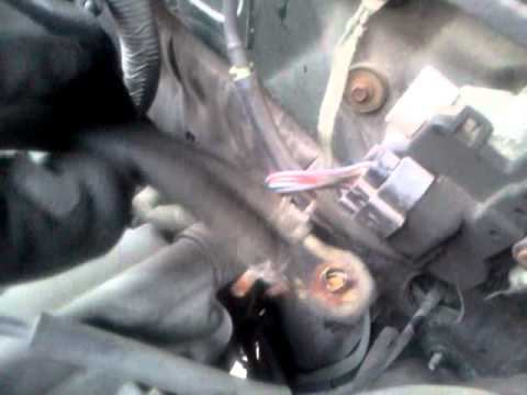 Location of pcv valve on a 02 Ford Ranger 30  YouTube