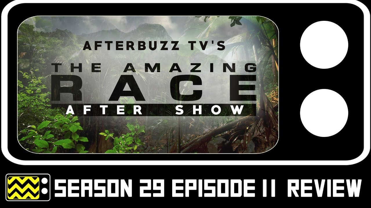 Download The Amazing Race Season 29 Episode 11 Review w/ Logan Bauer and Sara Fowler | AfterBuzz TV