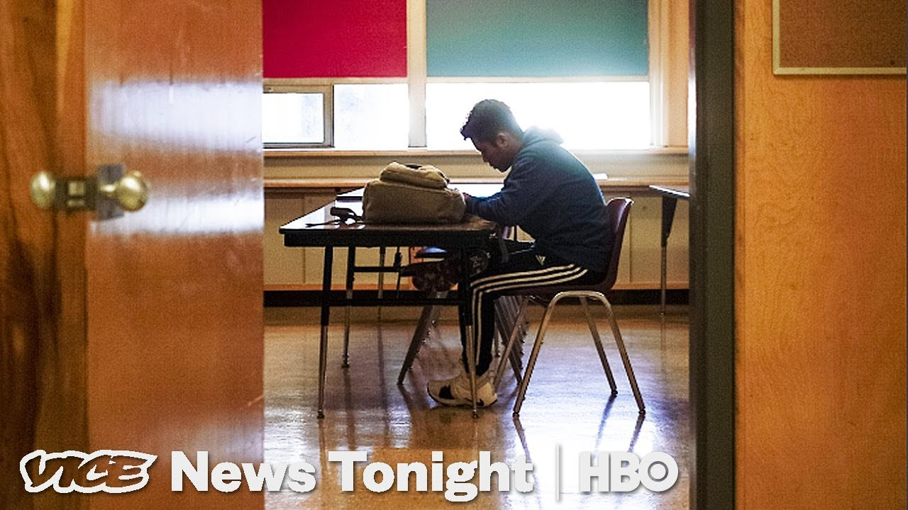 Rural Education & Israel's Left-Wing: VICE News Tonight Full Episode (HBO)