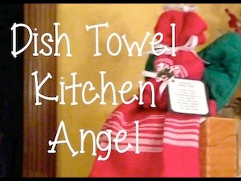Dish Towel Kitchen Angel - Vintage Craft on sewing curtains ideas, recycling ideas for kitchen, halloween ideas for kitchen, paint ideas for kitchen, christmas ideas for kitchen, storage ideas for kitchen, decorating ideas for kitchen, design ideas for kitchen, painting ideas for kitchen, computer ideas for kitchen, patchwork ideas for kitchen, kitchen ideas for kitchen,