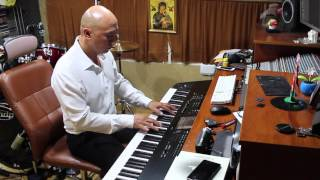 [JME-NK] Xuân Này Con Không Về - Piano Solo Version - Minh Lu a.k.a Nam Hoa