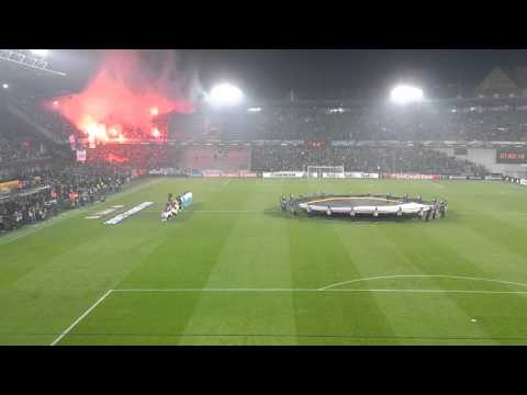 Evropská liga Sparta - Schalke
