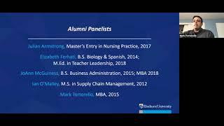 Graduate Programs Virtual Info Session
