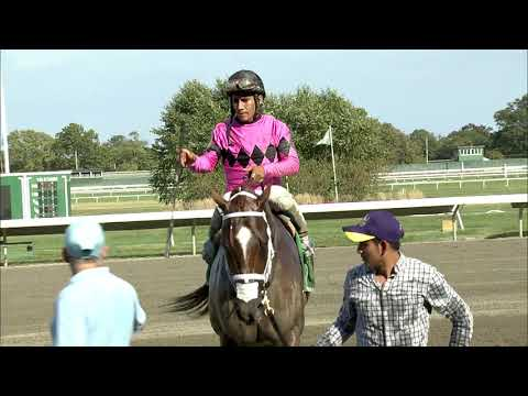video thumbnail for MONMOUTH PARK 9-28-19 RACE 6 – MR PROSPECTOR STAKES