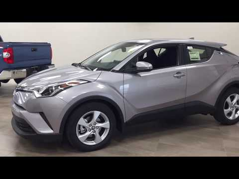 2019 Toyota C-HR XLE Review