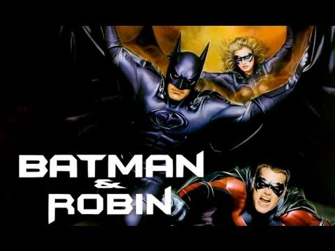 Batman & Robin - Movie Review w/ Schmoes Know