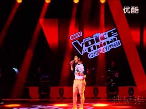 【中国好声音张新】 独家演唱 《fever》The Voice of China - incredible bass-tenor Zhang Xin