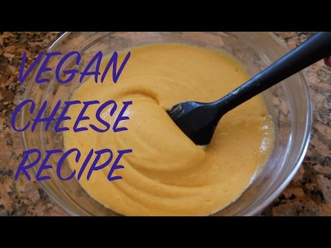 MY FAVORITE VEGAN CHEESE RECIPE (dairy, Nut And Soy Free!)