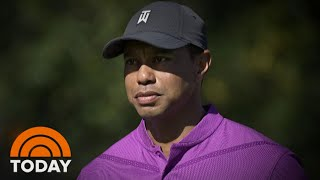 Tiger Woods 'Awake, Responsive And Recovering' From Extensive Injuries | TODAY