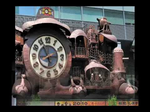 日視大鐘 Ni-Tele Big Clock