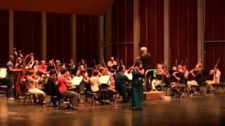 Eftihia V. Arkoudis - Georges A. Hüe: Fantasy for Flute and Orchestra