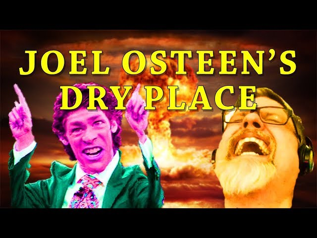 F4F | Joel Osteen and The Danger of Dry Places