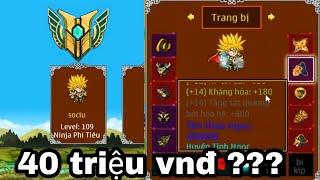 Ninja School Online - Đập Đồ 13-14 Anhemnha - YouTube