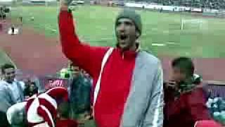 Supporter  Algerien usma annaba