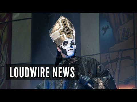 Ghost Frontman: The Band Is Essentially a Solo Project