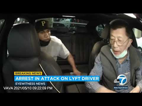 Suspect arrested in connection with robbery of Lyft driver at South El Monte gas station| ABC7