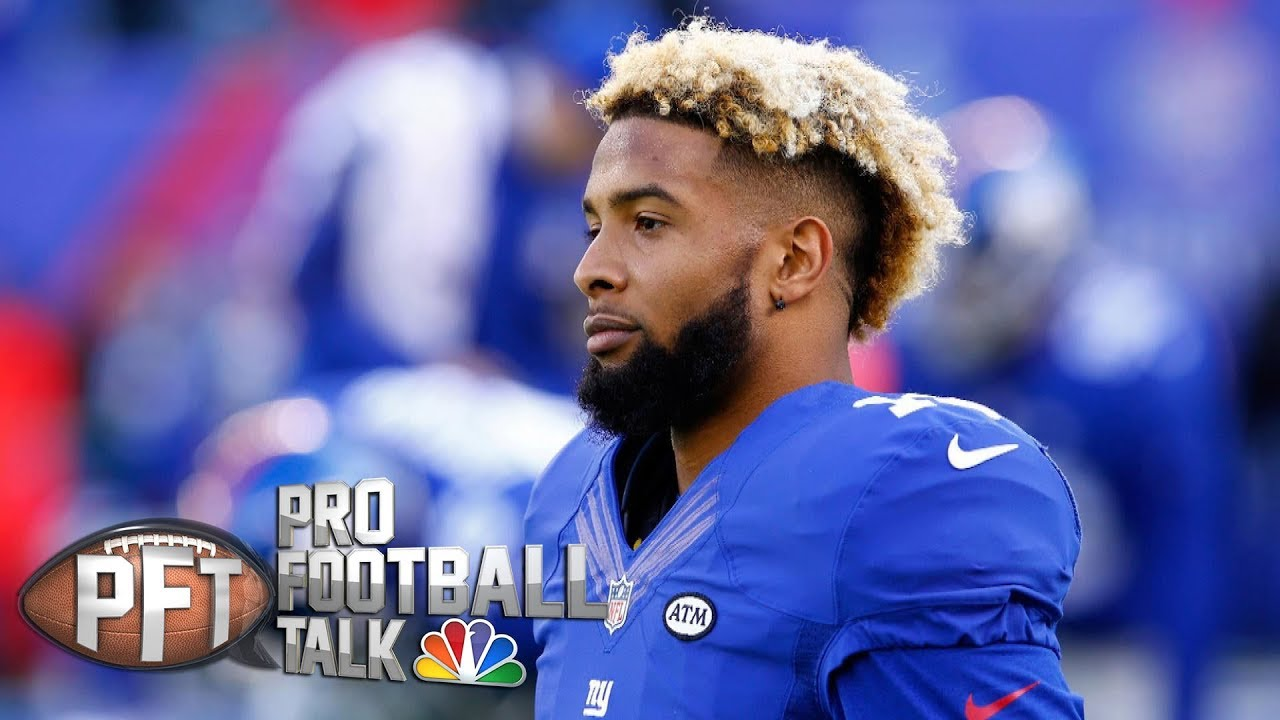 odell beckham contract