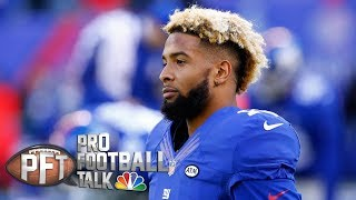 Should Odell Beckham Jr. be highest paid NFL wideout? I Pro Football Talk I NBC Sports