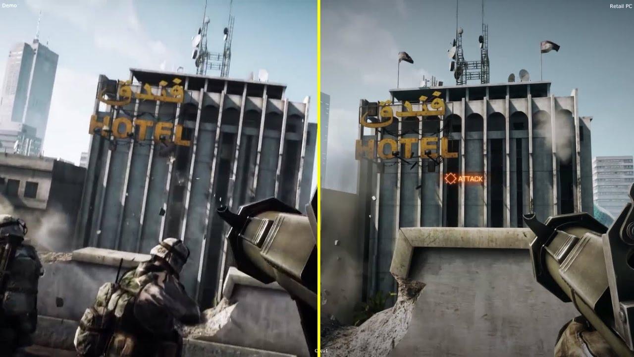 Battlefield 3 demo