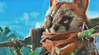 BIOMUTANT Trailer (Open World Kung-Fu Game) 2018