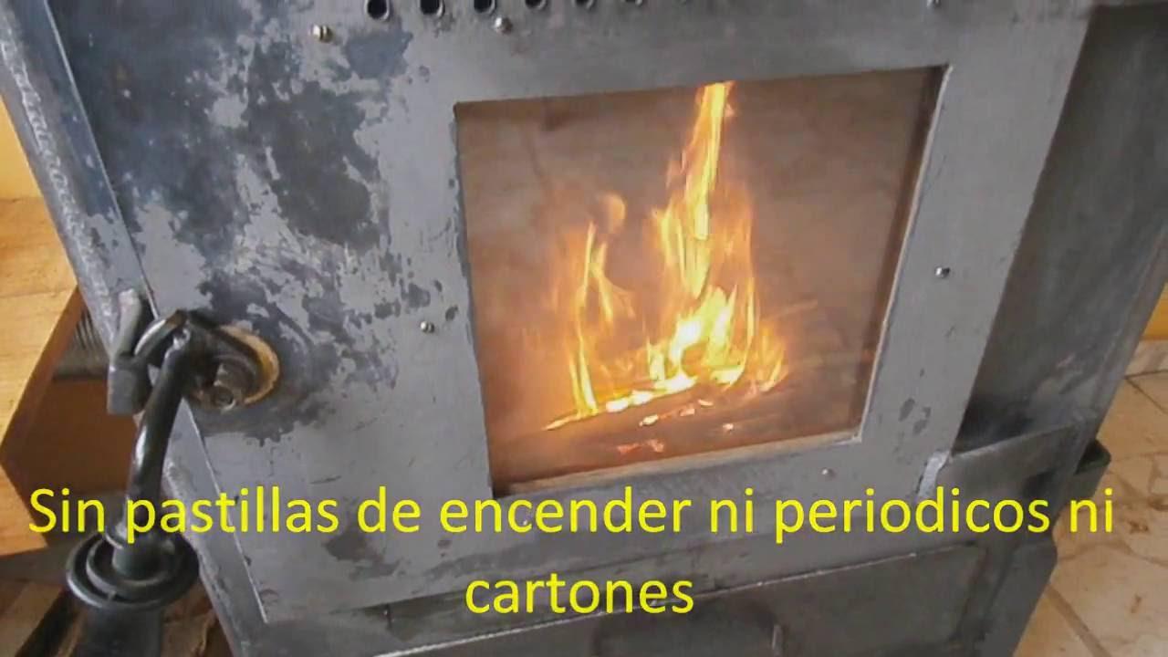 Estufa De Le A Casera Encendido Rapido 12 Segundos Youtube