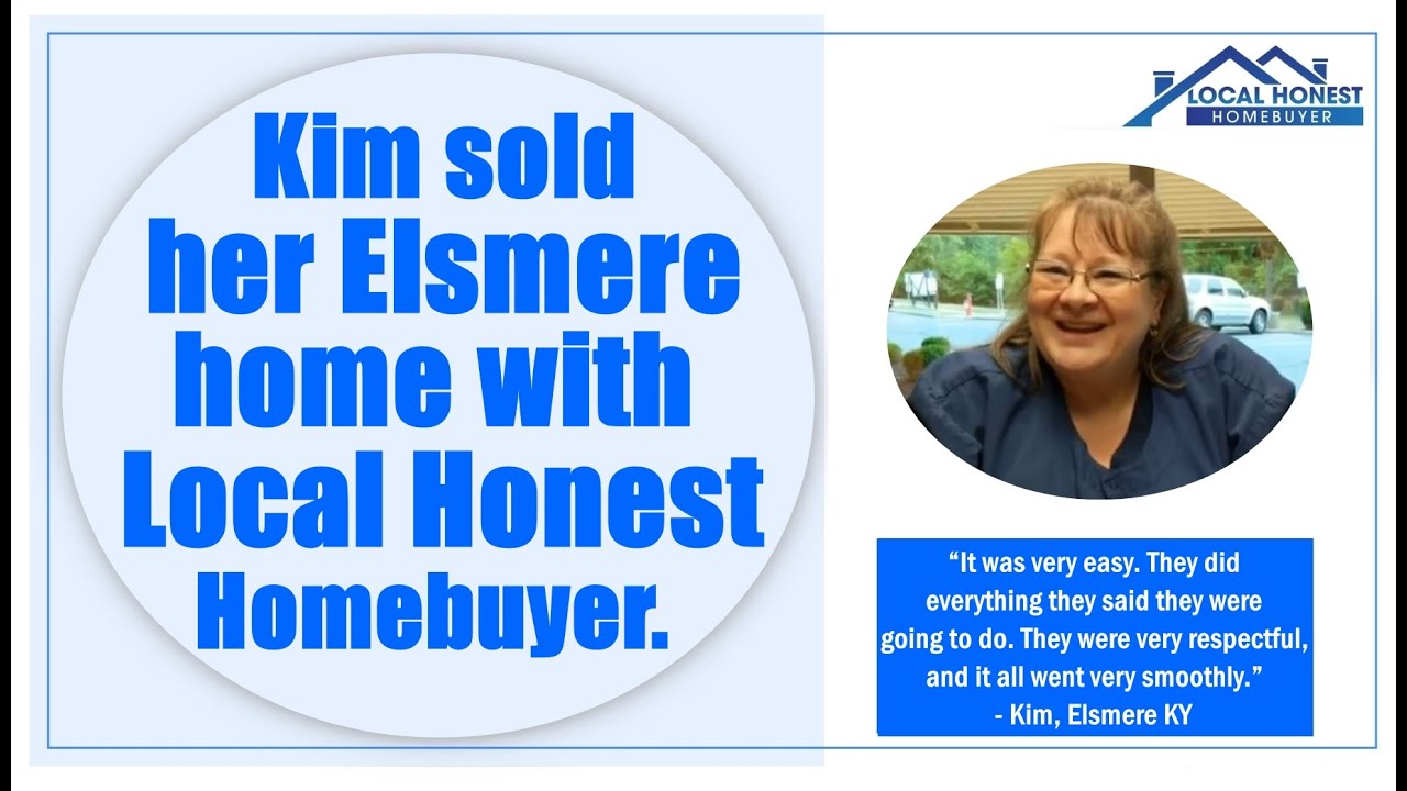 Kim sold her Elsmere fast to Local Honest Homebuyer