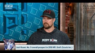 Ryan Leaf Joins Get Up | Apr 18, 2018