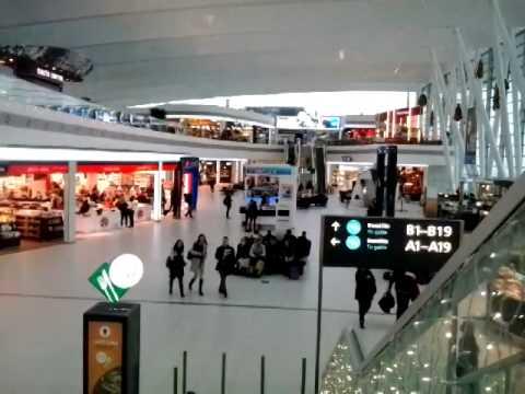 Budapest airport (BUD) Terminal 2B