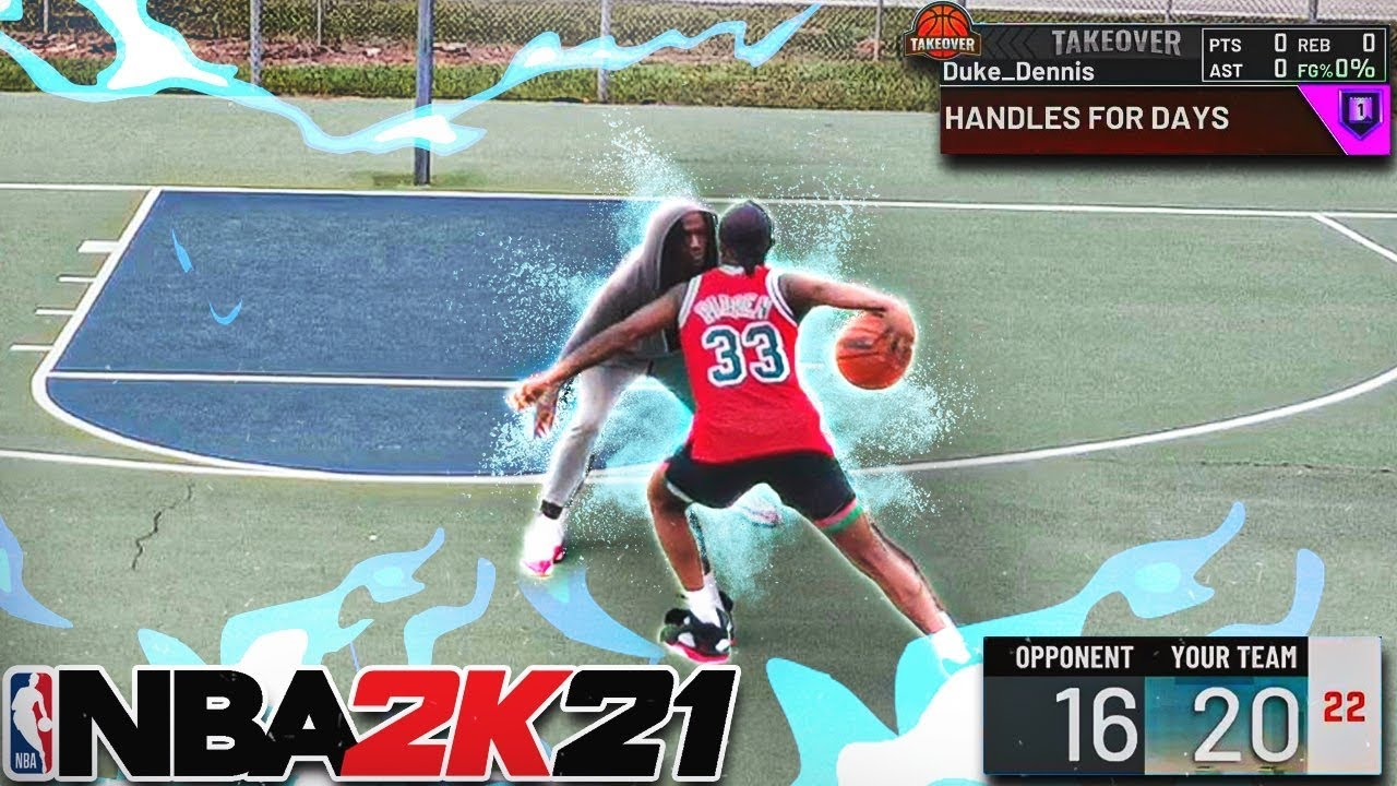 NBA 2K21 MYPARK IN REAL LIFE! Everything wrong with 2K but IN REAL LIFE EDITION!