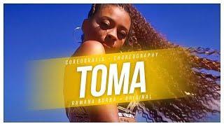 Baixar TOMA- LUÍSA SONZA FEAT MC ZAAC (COREOGRAFIA)/ Ramana Borba