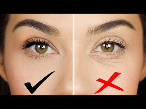 How to Stop Concealer Creasing | Eman