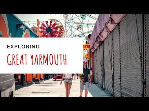 GREAT YARMOUTH // PLEASURE BEACH